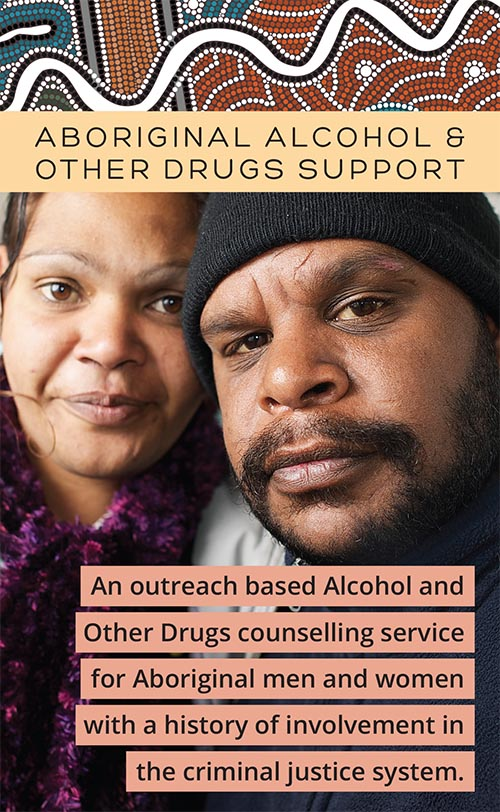 Aboriginal Alcohol and Drugs Support