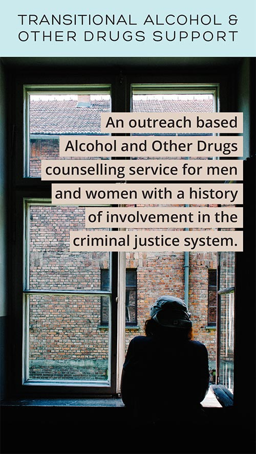 Transitional Alcohol and Drugs Support