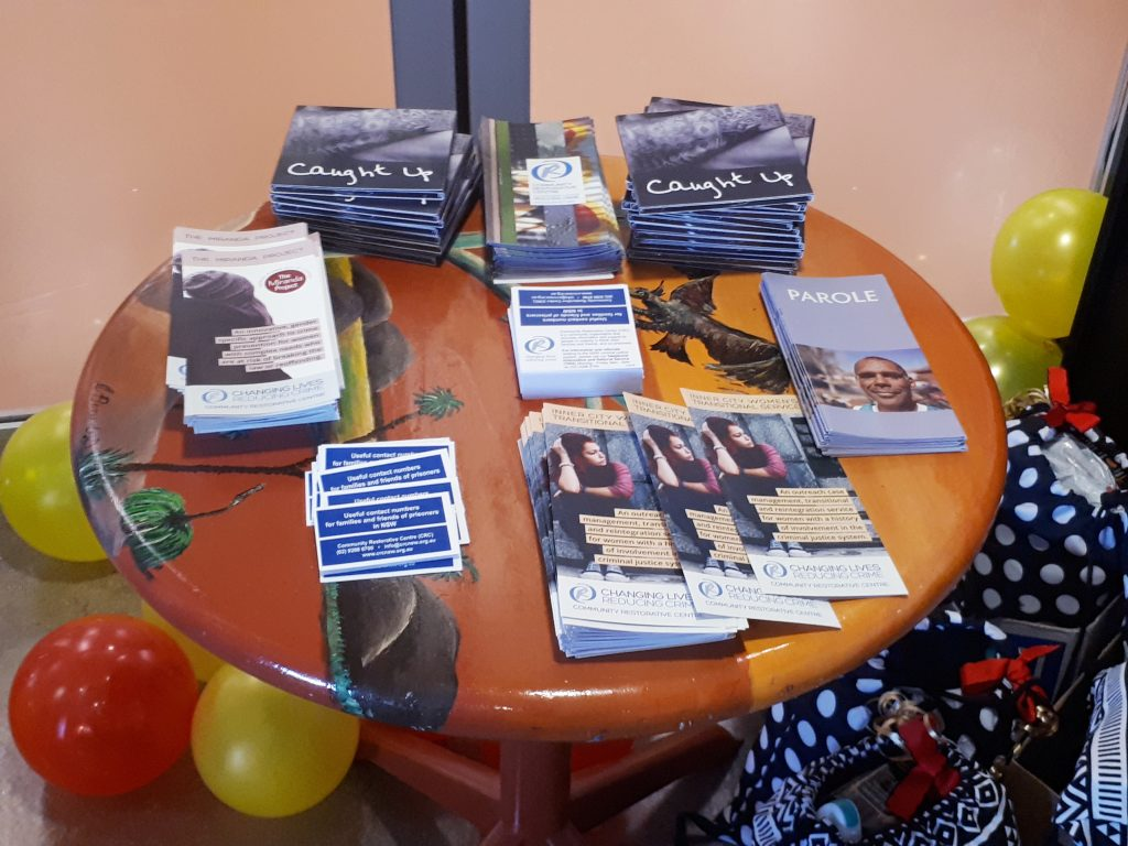 CRC brochures
