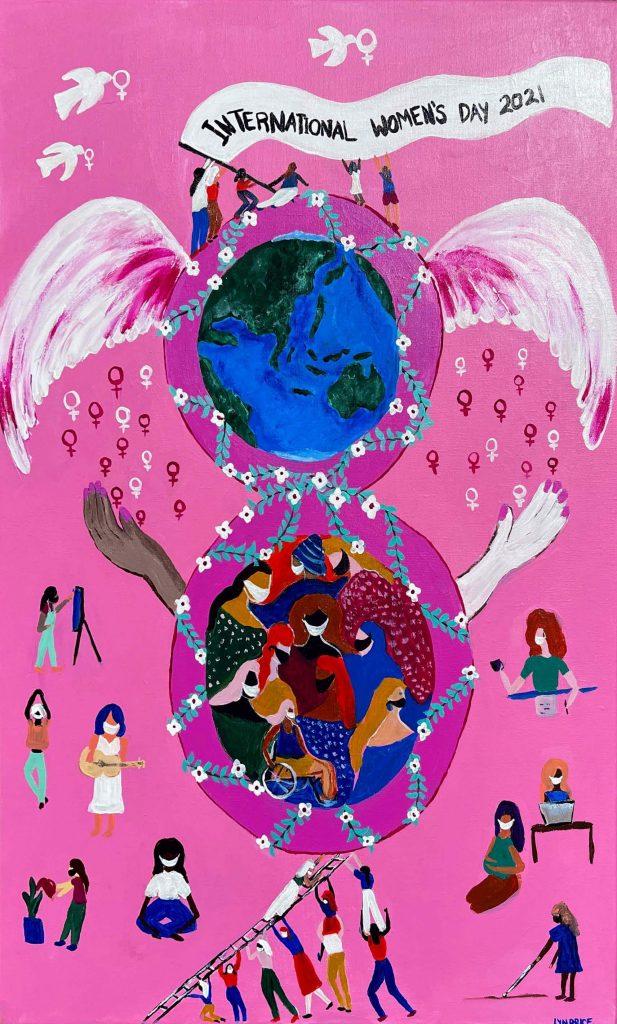 International Women`s Day by Lyn