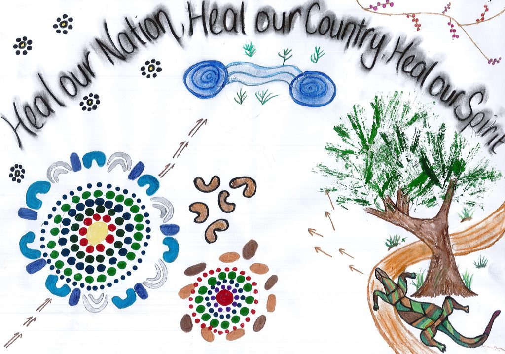 Heal Our Nation by Jasmin